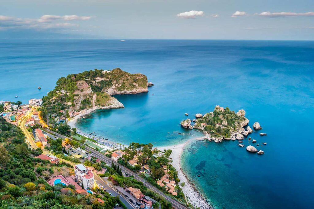 Villa Agnese Sicilia | Sea Rooms | Taormina
